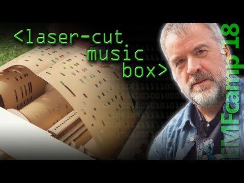 Laser Cut Music Box - Computerphile