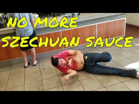 I WANT MY SZECHUAN SAUCE!!!! FREAKOUT!!!! (ORIGINAL VIDEO)