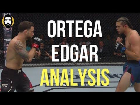 UFC 222 Results: Brian Ortega vs. Frankie Edgar Analysis   Luke Thomas