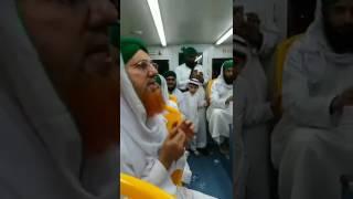 26we Raat in Bus of Madina Amazing Silsila for Madani Channel - Haji Abdul Habib Attari