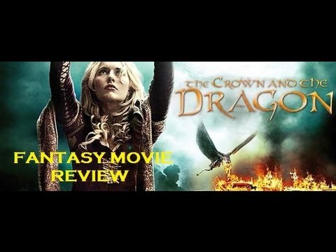 THE CROWN AND THE DRAGON aka DAWN OF THE DRAGONSLAYER II ( 2013 ) Fantasy Movie Review