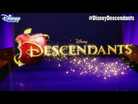 Disney Descendants - The First 6 Minutes