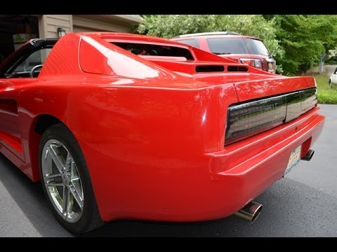 Insane rear engine big Block 3rd gen Firebird-smokin fast! world