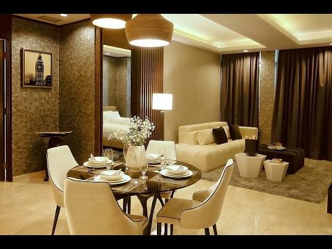 Show Unit 2 Bedroom Apartemen Lavish Kemang Residence 0888 0813 4172