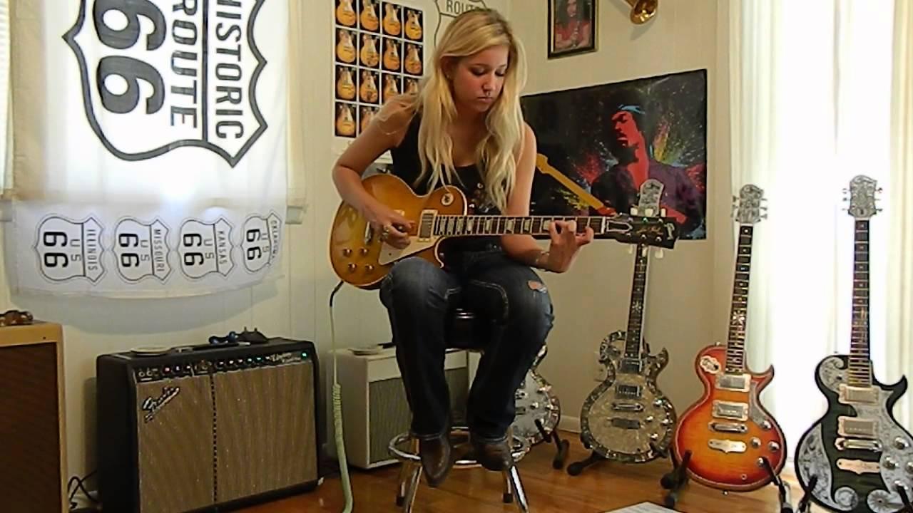 2014 Gibson 1958 Les Paul Reissue Lemonburst Youtube