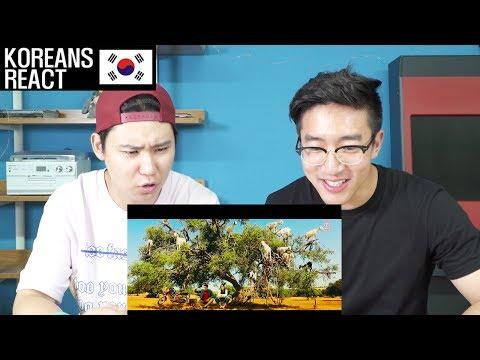 Ullu Ka Pattha Video Song Korean Reaction!!