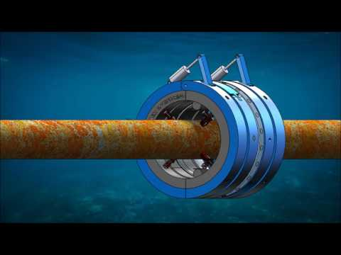Offshore Composite Repair Device Concept - Mechanical Engineering, Texas A&M