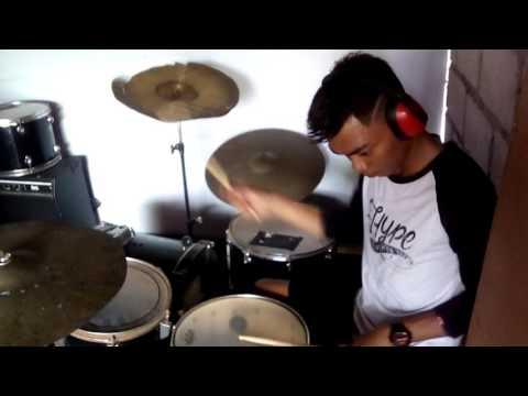 Assalamualaikum Ustazah - Khalifah - Drumcover by Muhd Hidayat
