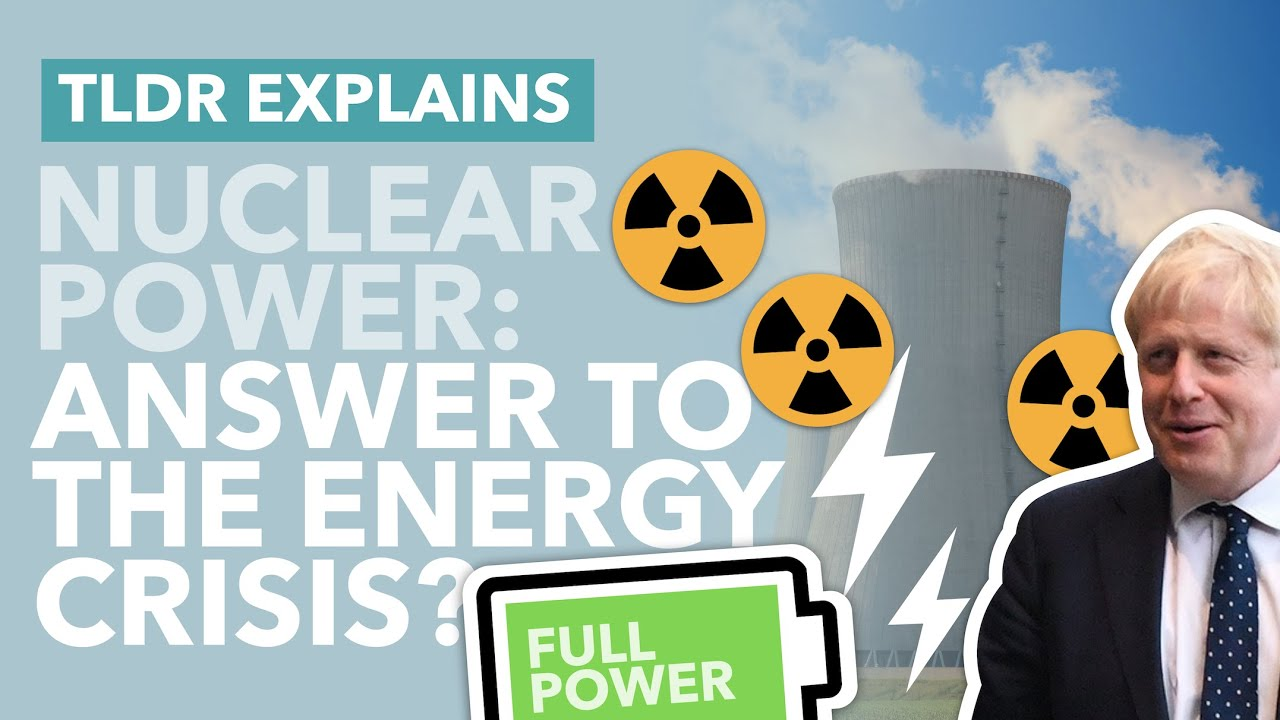 Download Why Nuclear Power Could Solve the Energy Crisis - TLDR News