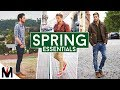 SPRING Style Essentials That Look AMAZING On ANY GUY | 2018 Men's Fashion for Spring Season ad