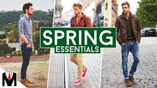 SPRING Style Essentials That Look AMAZING On ANY GUY | 2018 Men