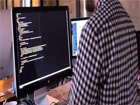 งานเขียนโปรแกรม การเขียนโปรแกรมขั้นสูง โปรแกรมเขียน ios