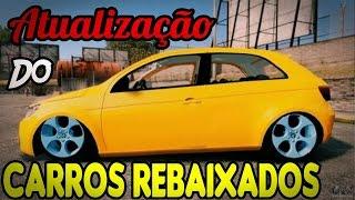 Atualização do CARROS REBAIXADOS (PT/BR) Android