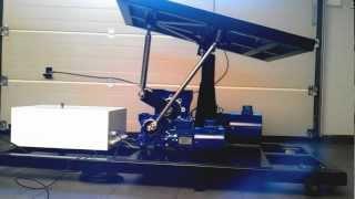 2DoF Simulator Motion System (Motion Systems | Oring)