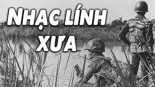 Album Nhạc Lính Xưa Không Quảng Cáo - Những Tình Khúc Thời Chinh Chiến Bất Hủ Hay Nhất
