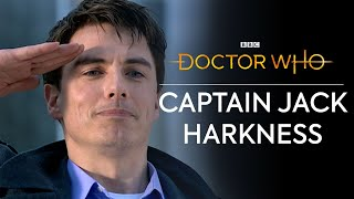 Captain Jack Harkness | Doctor Who