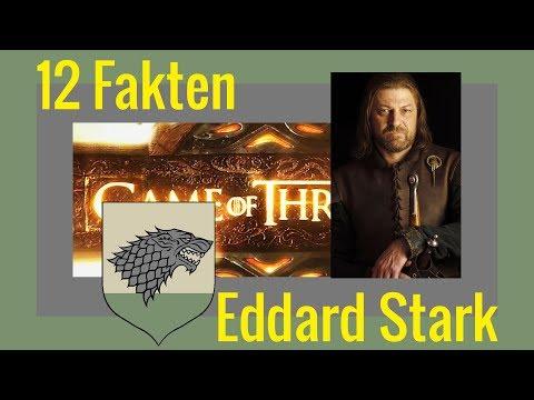 Game of Thrones: 12 Fakten über Eddard Stark