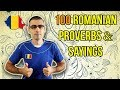 100 ROMANIAN PROVERBS AND SAYINGS