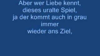 005 - Der alte Wolf - Im Stile von Hildegard Knef