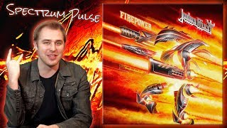 Judas Priest - FIREPOWER - Album Review