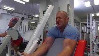 Filip Grznár - Trénink s trenérem šampionů