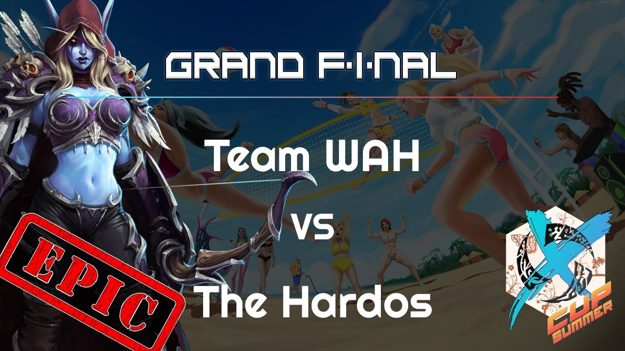 Grand Final: Hardos vs. WAH - X Cup Summer - Heroes of the Storm 2021