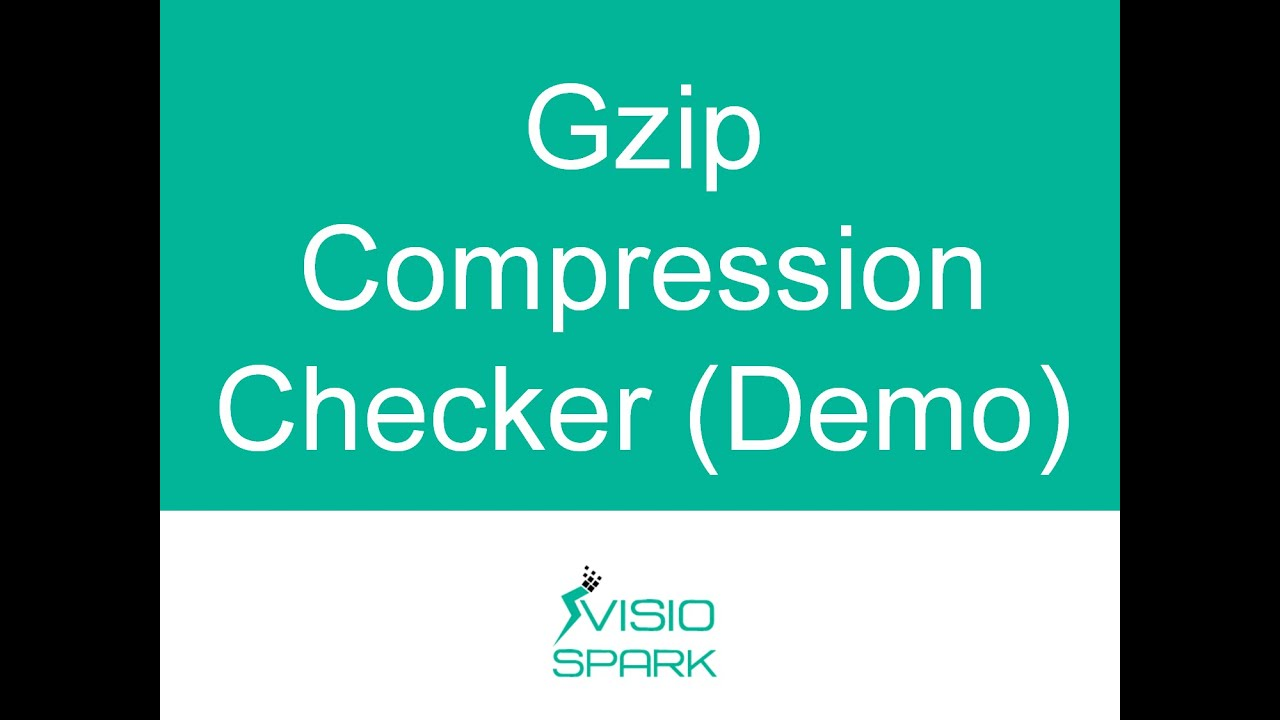 HTTP GZIP Compression Test of a Website Tool
