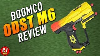 Boomco Halo Odst - M6 Pistol Review