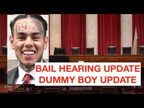 BREAKING UPDATE: Tekashi 6ix9ine Lawyer CANCELS BAIL HEARING, Dummy Boy Album PUSHED BACK