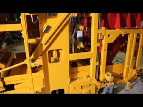 KNAUER Egglayer Block Machine type Standard 129 A