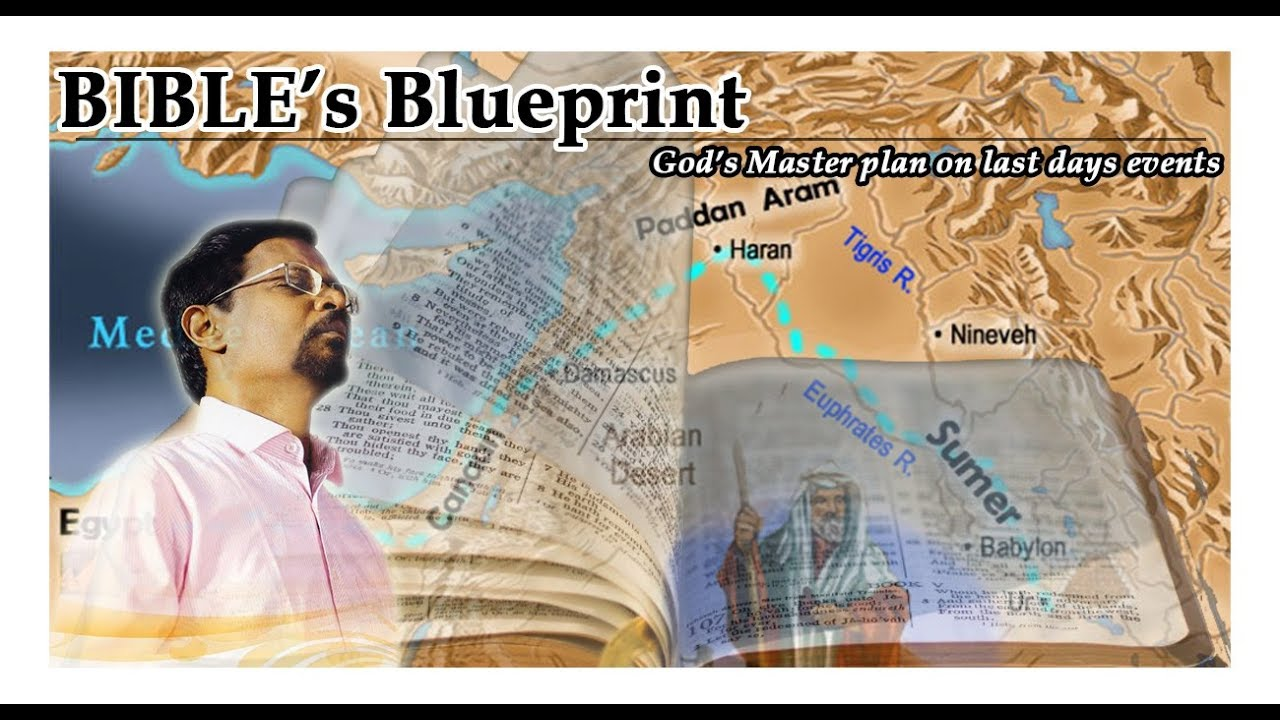 Vincent Selvakumar Message | Bible's Blueprint for the last days (Part 1)