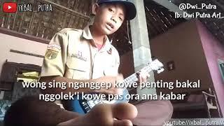 Kencrung Cover Penak konco// story wa // #katajawa// #guyonwaton