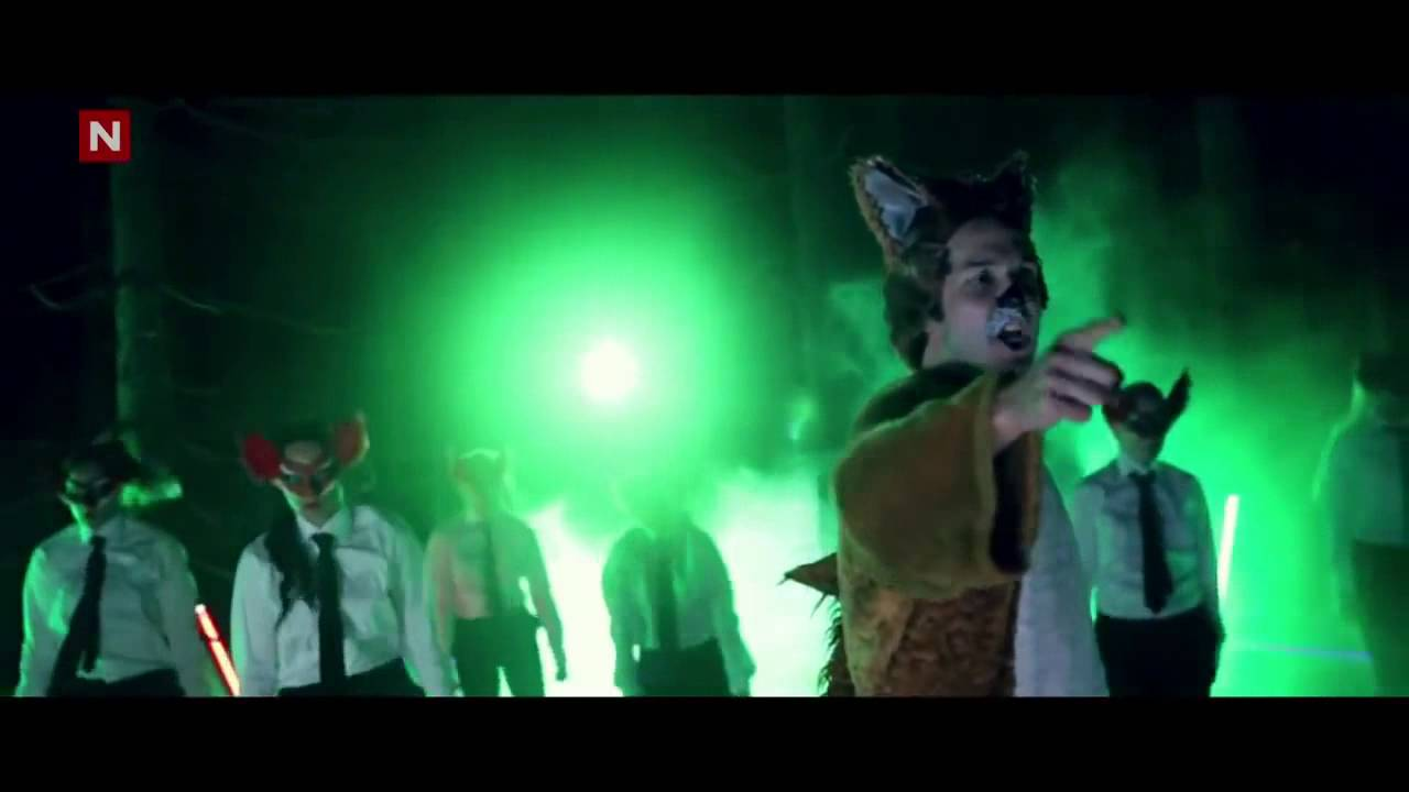 Ylvis The Fox What Does The Fox Say Original Extended Mix Youtube