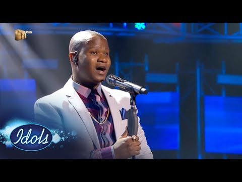 Top 4 Reveal: Mthokozisi brings the vocals