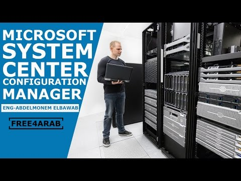 23-Microsoft System Center Configuration Manager (Installing