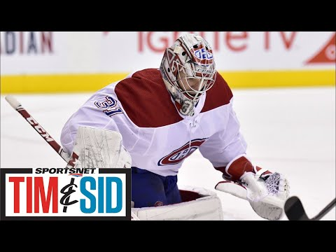 Carey Price Officially Reaches Legendary Status With Montreal Canadiens | Tim and Sid