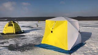 Зимняя рыбалка 2021 Оторвались по лещу