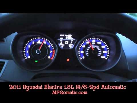 2017 Hyundai Elantra 0 60 Mph