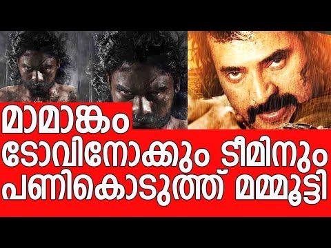 Mammootty's big budget movie Mamangam affect Tovino's that film