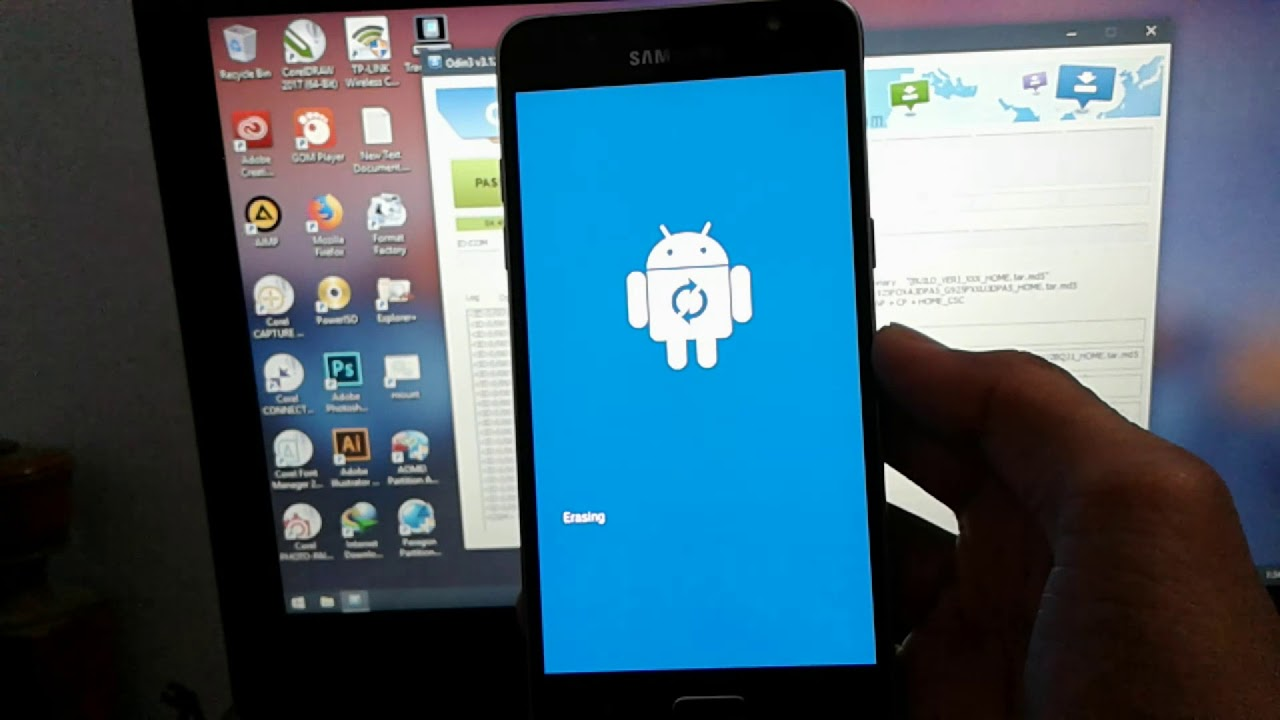 J510FN (J5 2016) OFFICIAL ROM NOUGAT 7 1 1 DOWNLOAD NOW!!! With Install TWRP