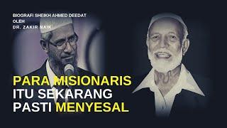 Siapakah Sheikh Ahmed Deedat? | Dr. Zakir Naik