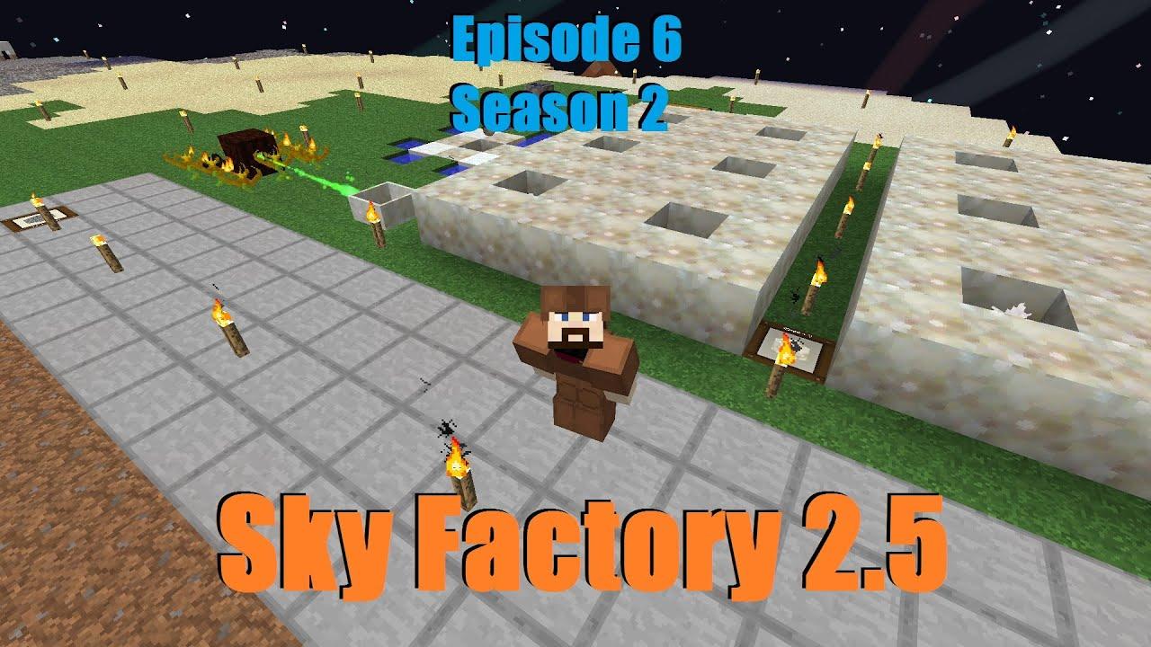 how to make a sky factory 2.5 server with curse
