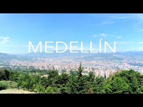 Medellín Colombia - 5 places to visit #3 - Medellín Travel Guide
