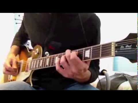 QueensRyche • Jet city Woman (guitar cover) #sapointerpreta