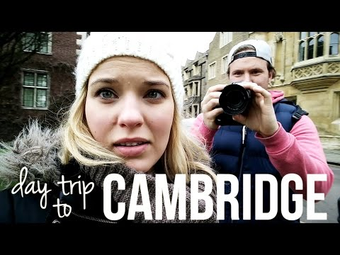 Day trip to CAMBRIDGE!