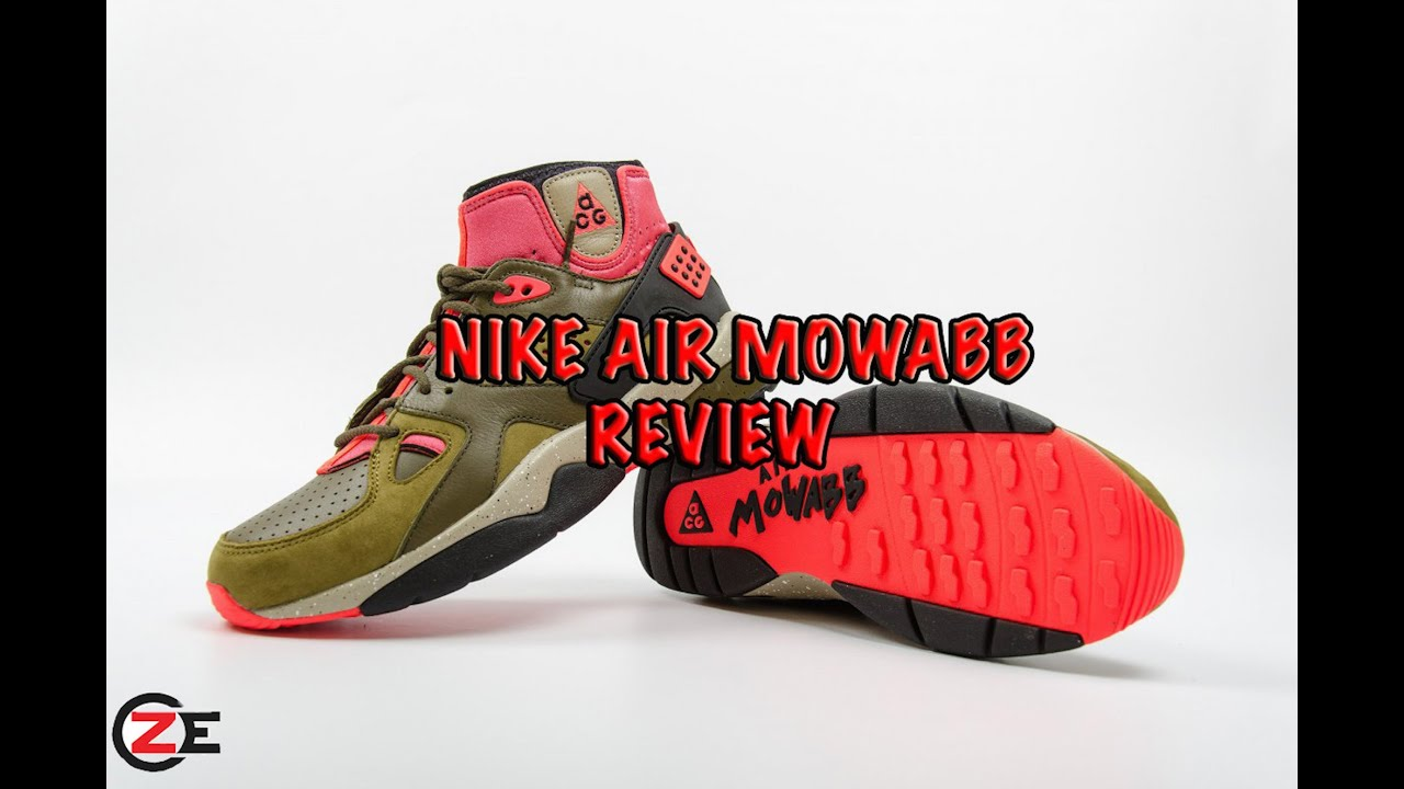 low priced ee479 7582c ... low price nike air mowabb review f0f1b 69d6a ...
