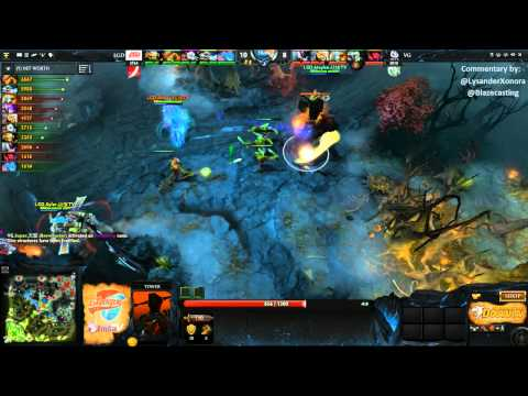 VG vs LGD - I-League Final - G3