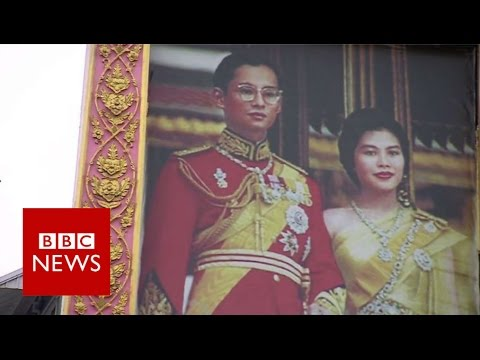 Thai mourning: What should tourists do? BBC News
