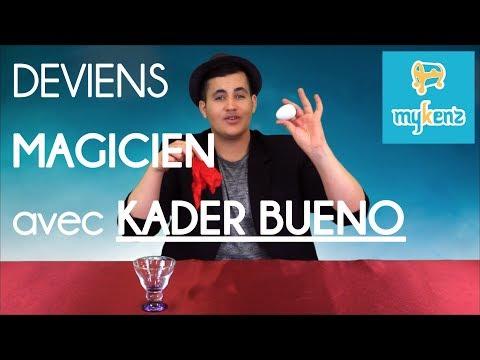 Deviens Magicien avec Kader Bueno - Trailer