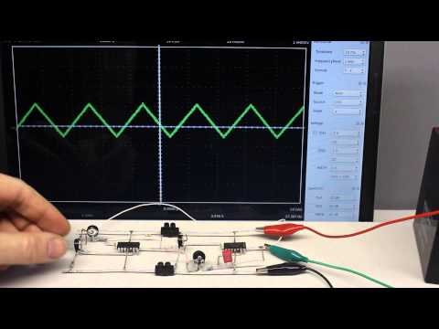 Function generator / integrator / differentiator